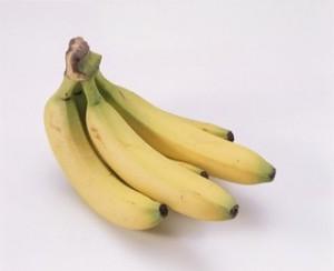Banana, proprietà delle banane