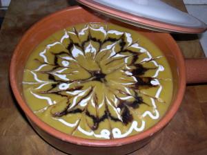 Zuppa di ceci e carote