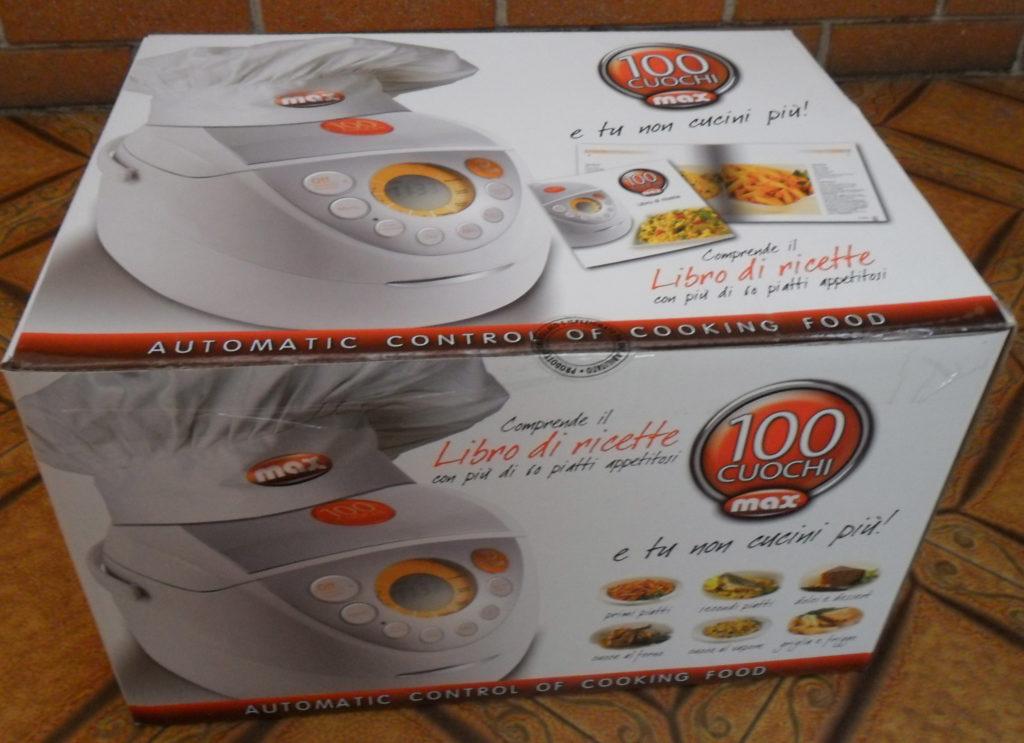 Computer chef 100cuochi daniele pasticcere - Robot da cucina easy chef ...