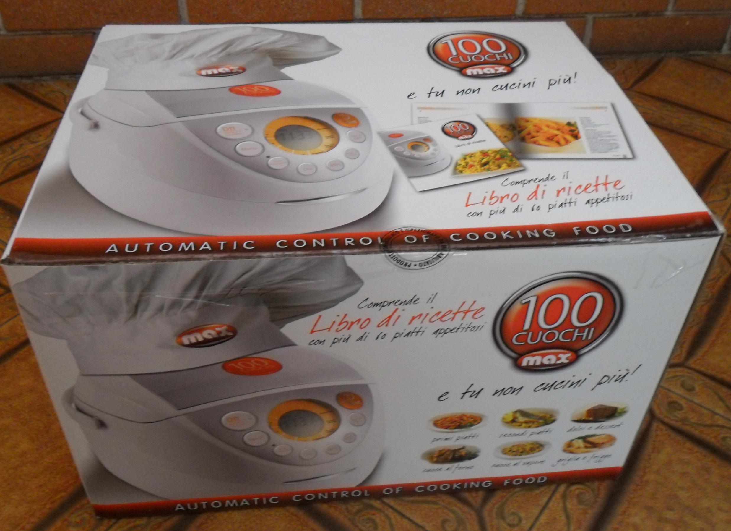 Computer Chef 100Cuochi | Daniele-Pasticcere