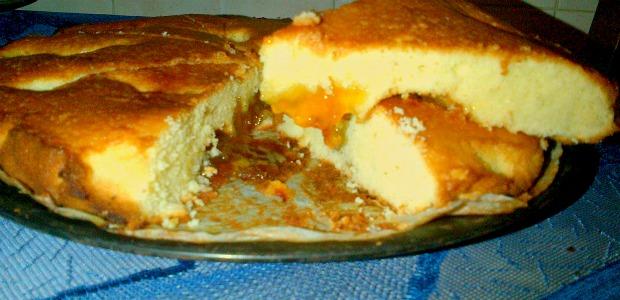 Torta di marmellata