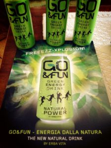 Go&Fun, Green Energy Drink