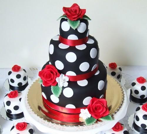 Tango Birthday Cake