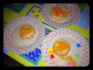 Ricetta Mini budini alla cannella profumati alla vaniglia