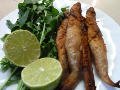 Ricetta Pesce Fritto al Profumo di Limone