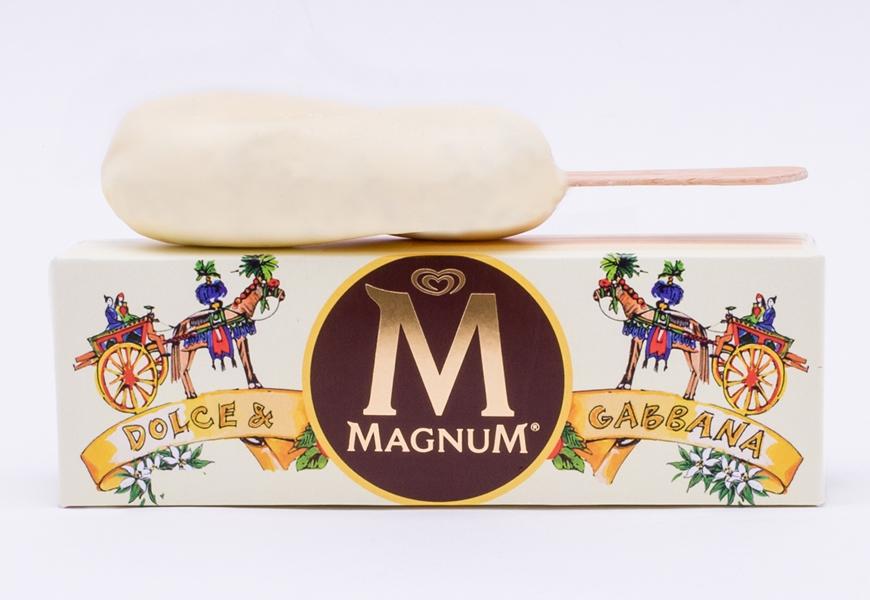 Magnum Algida by Dolce&Gabbana