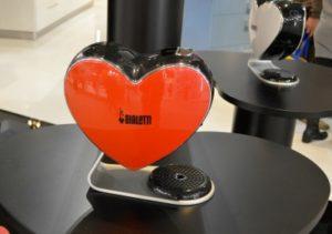 bialetti cuore rosso