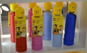 lego drinking bottle