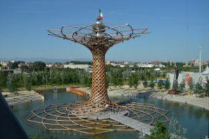 EXPO 2015, albero della vita