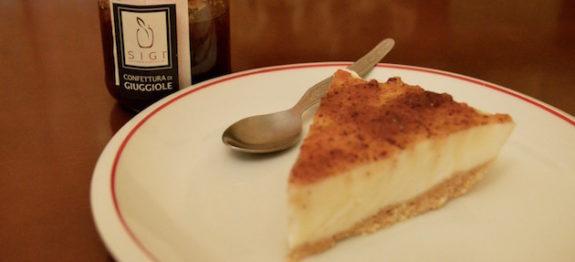 Cheesecake alla marmellata