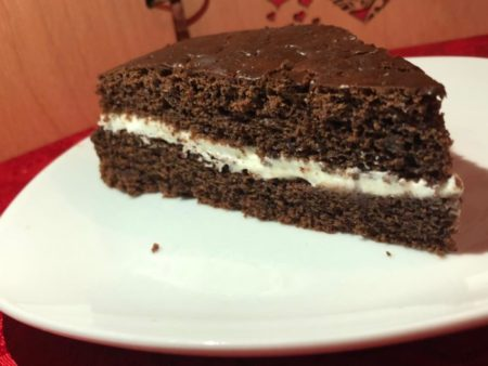 Naked cake caffè e mascarpone (ricetta golosa)